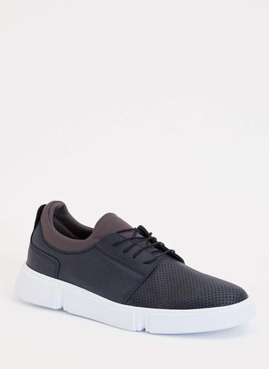 DeFacto Bağcıklı Spor Ayakkabı Siyah